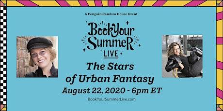 The Stars of Urban Fantasy tickets