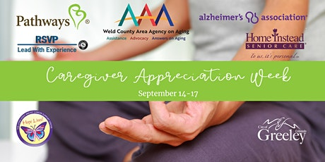 Caregiver Appreciation Week, Sept. 14-17, 2020 tickets