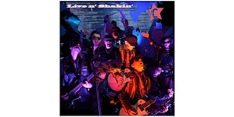 Live n' Shakin' live DVD by Vanity Crash tickets