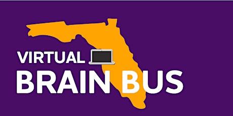 Virtual Brain Bus: 10 Warning Signs of Alzheimer's tickets