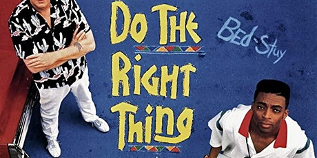 Do the Right Thing tickets