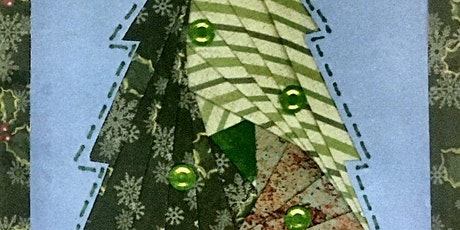 Iris Folding-ONLINE: Dec 13, 10am-Noon- TeddyBear and Tree Pattern tickets
