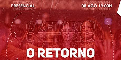 Rede Radicais Jovens Brasil (08/08/2020) ingressos
