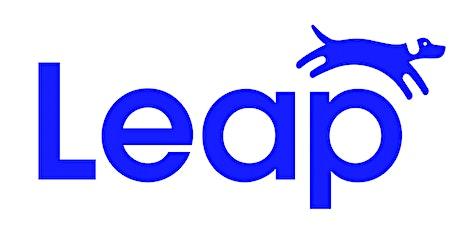Leap Venture Studio Informational Webinar tickets