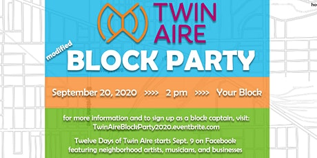 Twin Aire Block Party tickets