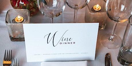 Taste of Italy Wine Dinner tickets