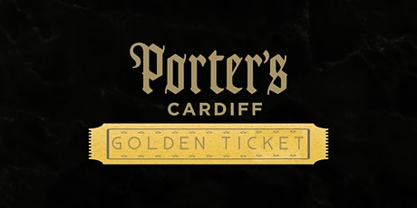 Porter's Bar - Golden Ticket (Saturday Night) [Outside] tickets