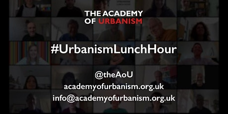 Urbanism Lunch Hour: How Will Covid-19 Affect the Economics of City Life? tickets