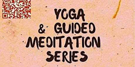 Free Yoga  and Guided Meditation tickets