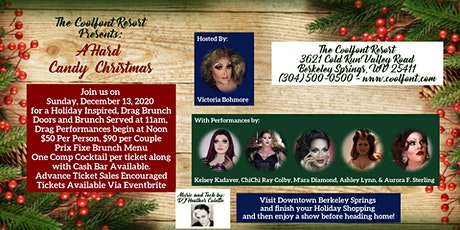 A Hard Candy Christmas: A Holiday Themed Drag Brunch tickets