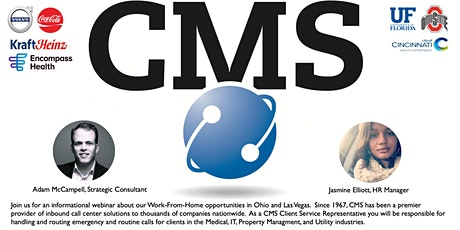 Work From Home with Continental Message Solution (Ohio) tickets