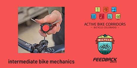 Intermediate Bike Mechanics Webinar tickets