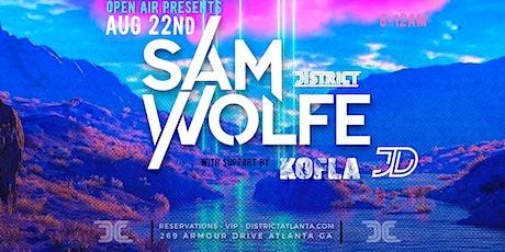 Sam Wolfe w/ Kofla & JD tickets