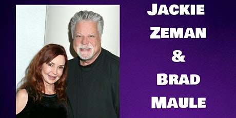 Jackie Zeman and Brad Maule reunited! - Sunday, October 4th! tickets