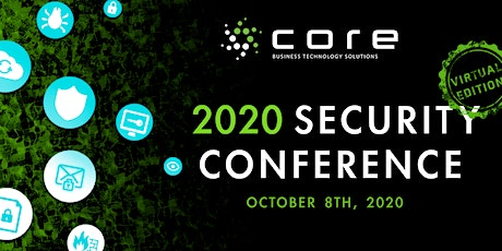 2020 Security Conference tickets