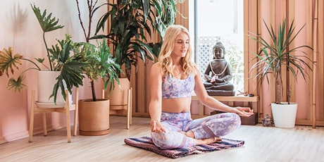 Yin Yoga Relax & Let Go in Ashwell tickets