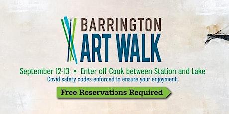 Barrington Art Walk tickets