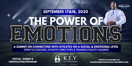 The Power of Emotions: Student-Athlete Mental Health  Summit tickets