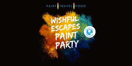 Wishful Escapes Paint Party tickets