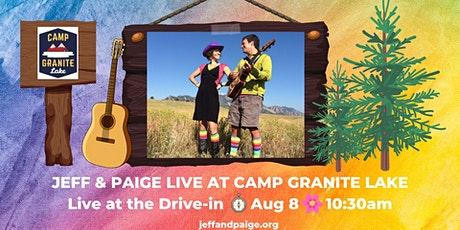 Live at the Drive-In: Camp Granite Lake tickets