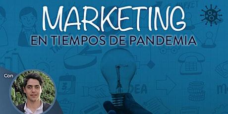 Webinar: ''Marketing en tiempos de pandemia'' biglietti