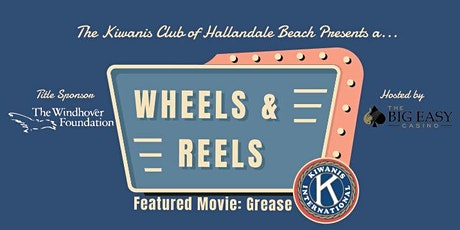 Kiwanis Club of Hallandale Beach Wheels & Reels Movie Night tickets