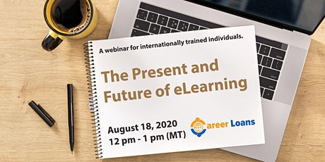 The Present and Future of eLearning tickets