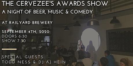 Cerveza City Presents The Cervezee's tickets