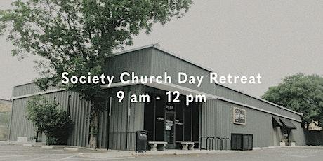 Society Church Day Retreat tickets