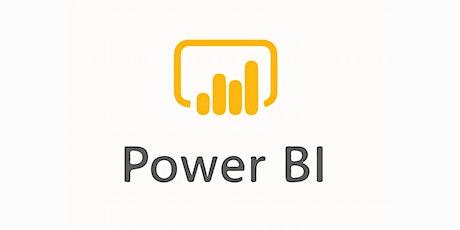 TechStar - Microsoft Power BI Webinar (8-19-2020) tickets
