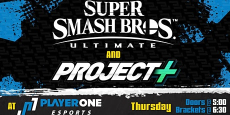 Black and Blue Smash  (Super Smash Bros) tickets