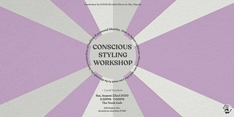 Conscious Styling Workshop tickets