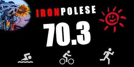 IronPolesine 70.3 TRIATHLON per beneficenza biglietti