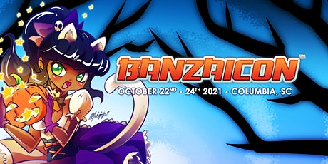 Banzaicon 2021 tickets