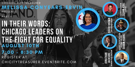 In Their Words: Chicago Leaders on the Fight for Equality - Part 2 tickets
