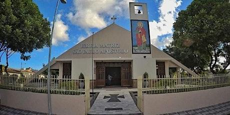 Missa - Paróquia São Paulo Apóstolo ingressos