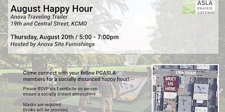 PGASLA August Happy Hour tickets
