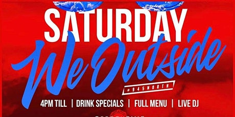 945 Saturdays - Chill Vibes Only tickets