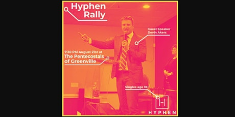 Hyphen Rally tickets