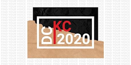 DCKC 2020 tickets
