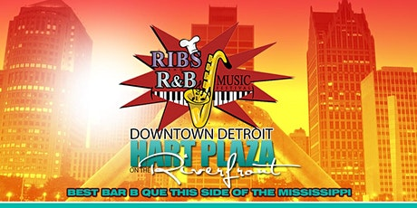 Ribs RnB Music Festival Weekend tickets