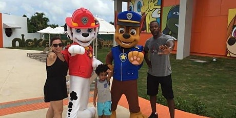 Paw Patrol Food Truck and Meet and Greet with Skye and Chase tickets