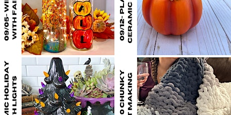 September Craft Series of Events tickets
