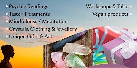 Online Wellbeing/Mind Body Spirit Fair 9th August 2020 tickets