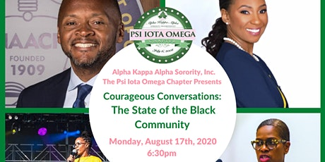 Courageous Conversations:  The State of the Black Community! tickets