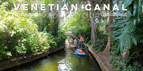 Winter Park Venetian Canal Paddle Tour tickets