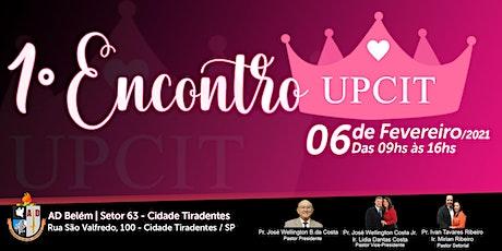 1° Encontro UPCIT tickets