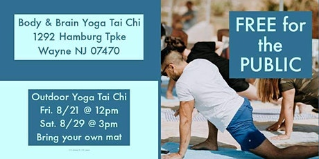 Outdoor Yoga Event tickets