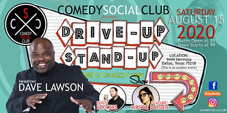 Comedy Social'ly Distant Club Presents: Dave Lawson tickets
