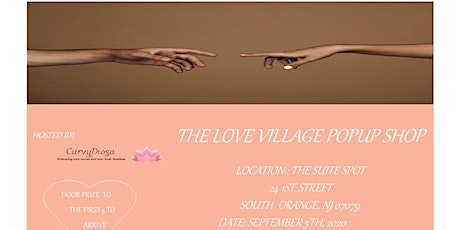 The Love Village Popup Shop tickets